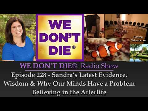 Episode 228 - Why Our Minds Don't Want Us to Believe in the Afterlife