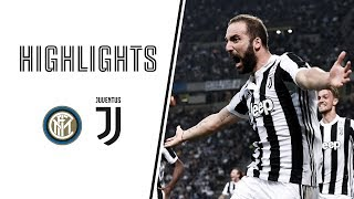 HIGHLIGHTS: Inter vs Juventus - 2-3 - Serie A - 28.04.2018