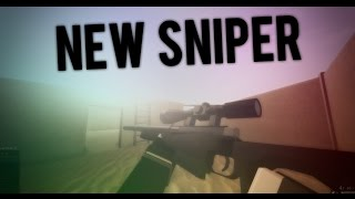 ANOTHER NEW SNIPER...?! (Roblox Phantom Forces)