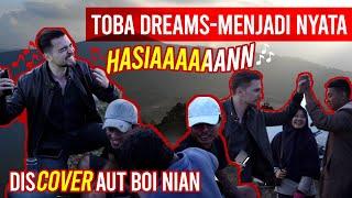 COVER AUT BOI NIAN - Orang Jerman feat anak muda Batak.(4K)🌅