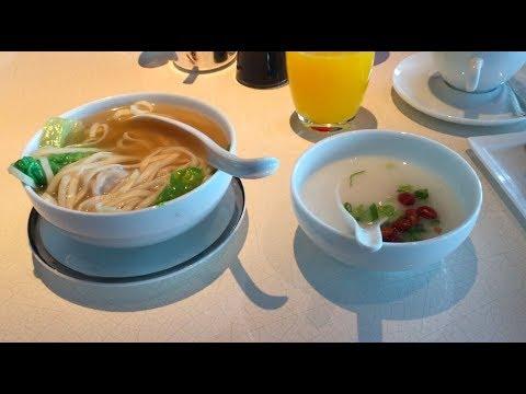 Grand Hyatt Hong Kong Breakfast Buffet Tour