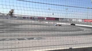 Racing with Kenton
