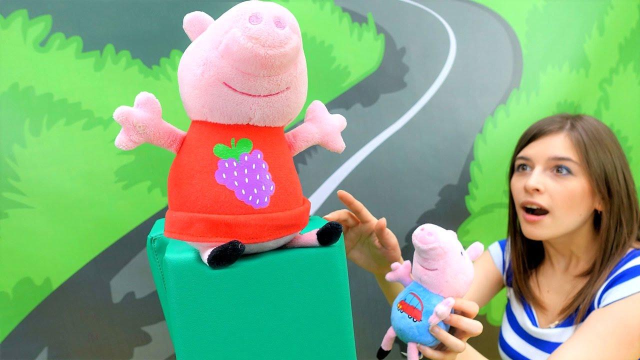 рюкзак свинка пеппа купить в омске