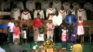 Sow Good Seeds - Kids - Harvest Sunday 2014