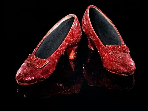 The Search for the Ruby Slippers