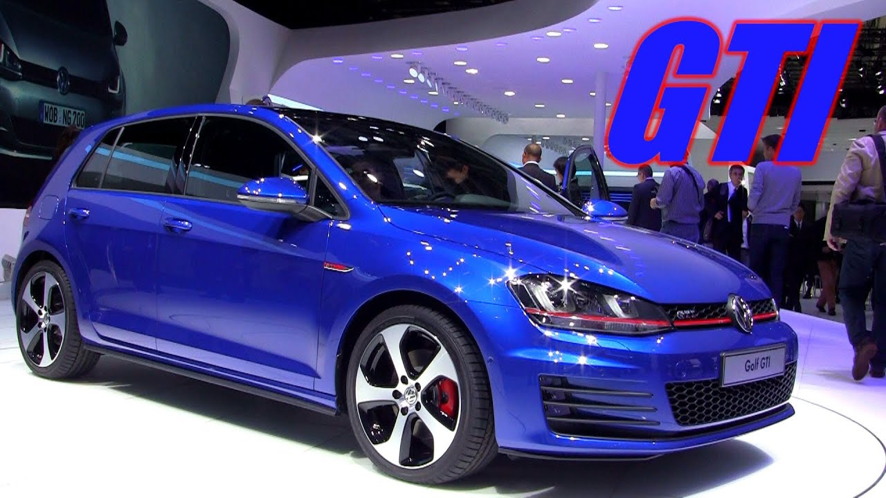 2013 vw golf gti 2 0 tsi in detail youtube. Black Bedroom Furniture Sets. Home Design Ideas