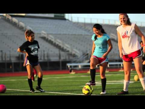 Connally's Girl Soccer Practice from YouTube · Duration:  1 minutes 45 seconds