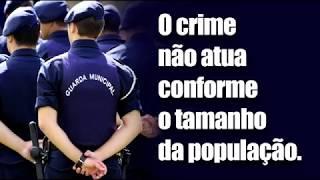 O CRIME NÃO ESCOLHE CIDADES