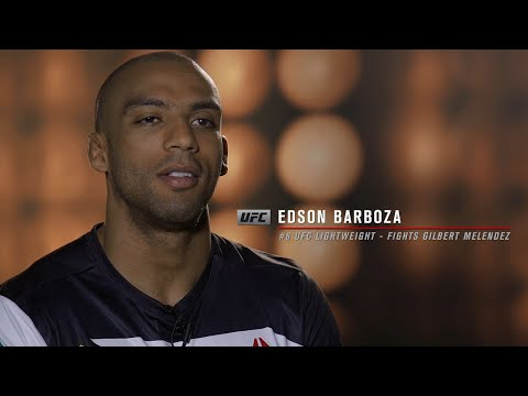 Fight Night Chicago: The Matchup - Barboza vs Melendez