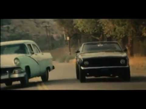 Killer Driverless Car scenes from the movie Crash (1977)