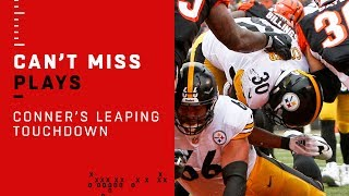 McDondald's Power Moves, JuJu's Unreal Catch & John Conner's Leaping TD!