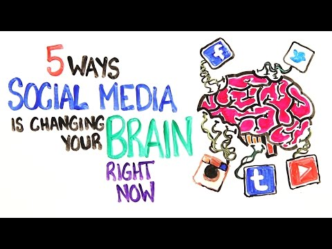 Thumbnail: 5 Crazy Ways Social Media Is Changing Your Brain Right Now
