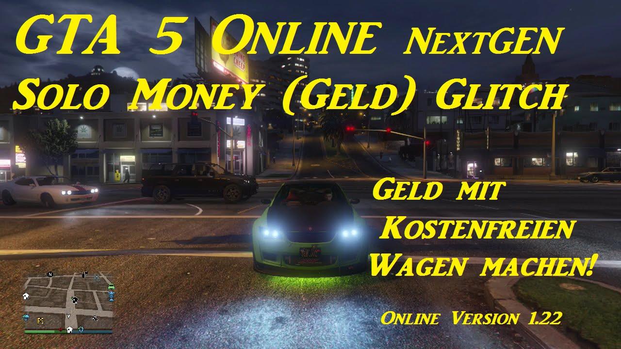 gta 5 geld machen online