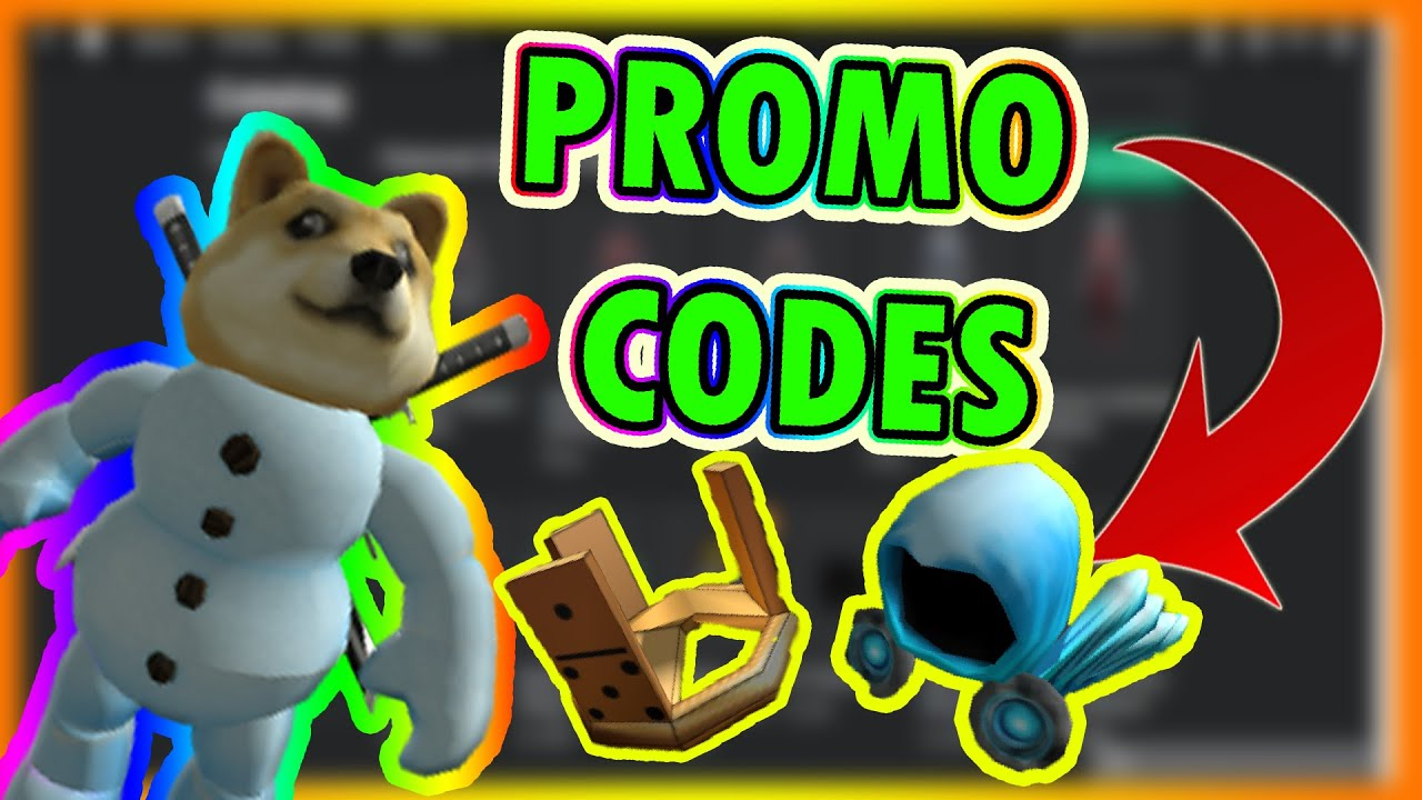 *JULY* NEW ROBLOX PROMO CODES ON ROBLOX 2020! Secret ... on Promo Code Roblox id=93420
