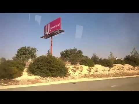 Cyprus Documentary | My Life Journey in Cyprus | Cyprus Street Nicosia To Limassol
