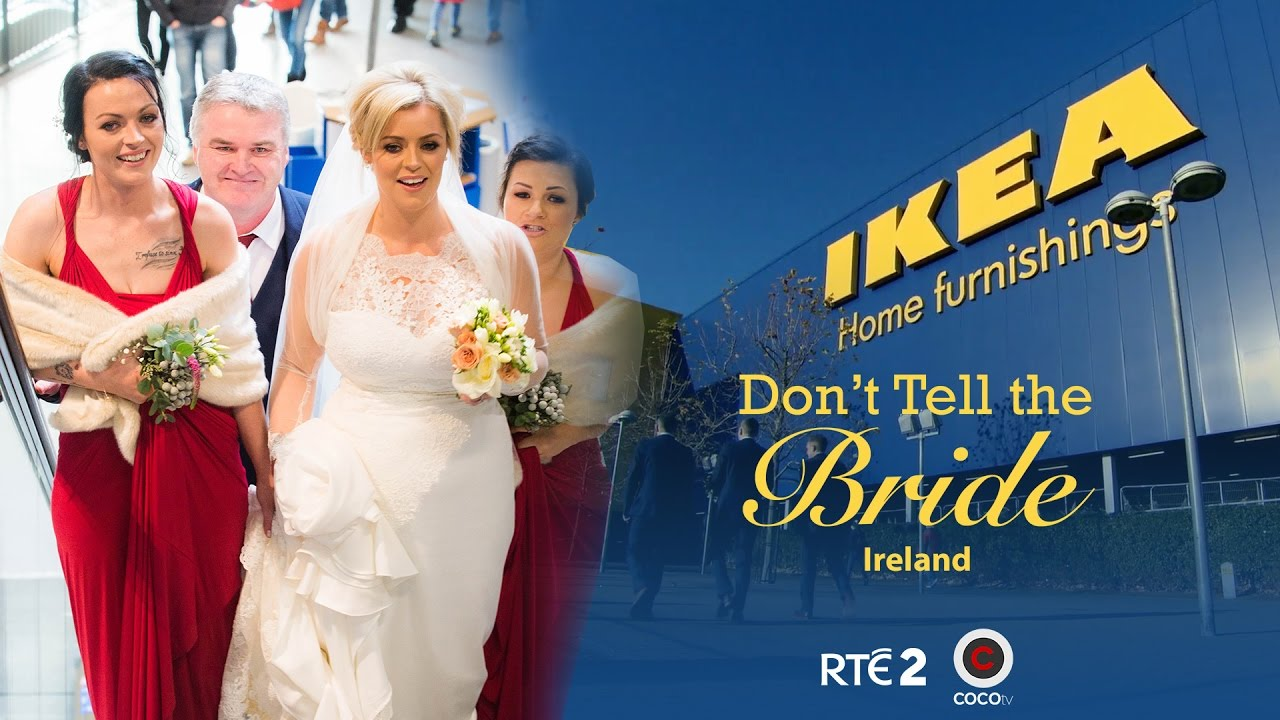 Apply For Don T Tell The Bride: Don't Tell The Bride Ireland