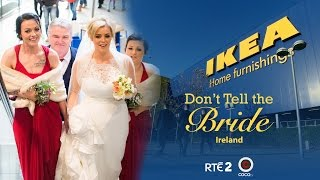 IKEA Wedding - Don't Tell the Bride Ireland