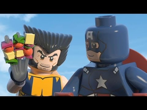 Slaughter on the 23rd Floor Ep 2 | LEGO Marvel Maximum Overload