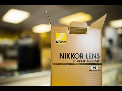 Nikon 28mm f/1.8G AFS Review