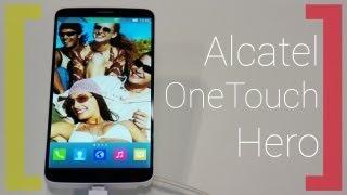 Знакомство с 6-дюймовым Alcatel Hero