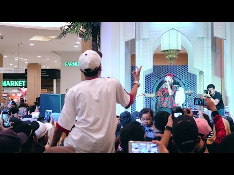 YOUNG LEX - Temen Palsu (Live At Ganaskustik, Grand Galaxy Park)