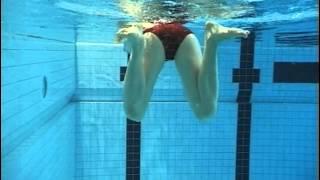 Как научить ребёнка плавать - Часть 7