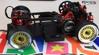 RC XPRESS XPRESSO K1 - Overview and Build