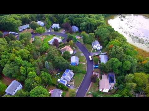 Canton, MA By Drone