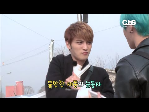 [HD] [Eng Sub] JYJ's Fruitful Trip (CUT) - The Cunning Prince, Jaejoong