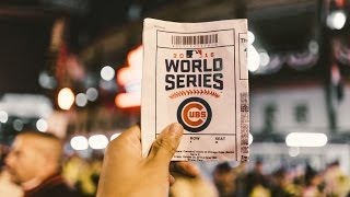 Son Surprises Dad With Cubs World Series Tickets