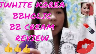 Gambar cover iwhite korea bb holic everyday bb cream|first impression review