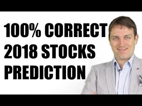 BEST STOCK MARKET INVESTMENT STRATEGY FOR 2018 - MY STRATEGY