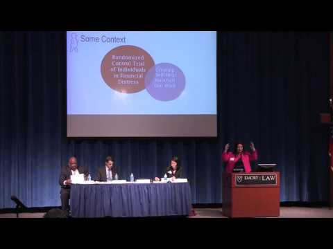 Emory Bankruptcy Development Journal Symposium 2015: Consumer Panel