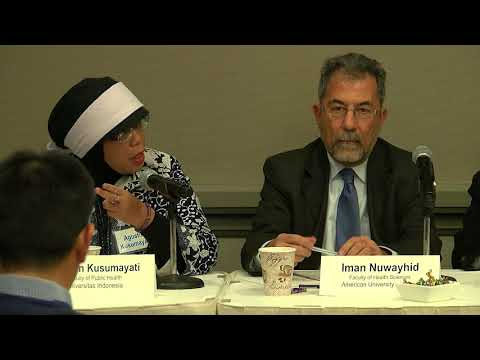USAID's HEARD Project at CUGH2018: Panel 3
