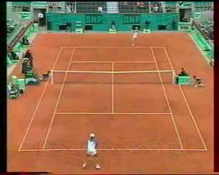 Courier Fleurian French Open 1994