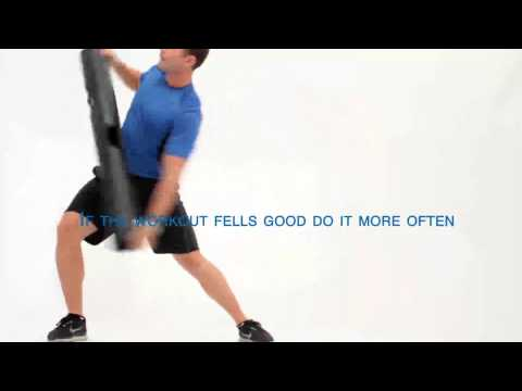 ViPR exercise demo: 10 favorite exercises