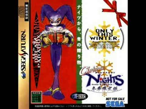 Christmas NiGHTS into Dreams - Dreams Dreams - Acapella