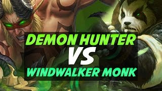 Is Demon Hunter or Windwalker Monk Better? - World of Warcraft Legion