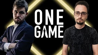 My Only Game vs. Magnus Carlsen