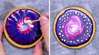 Космические печеньки! Галактические десерты, ну просто космос