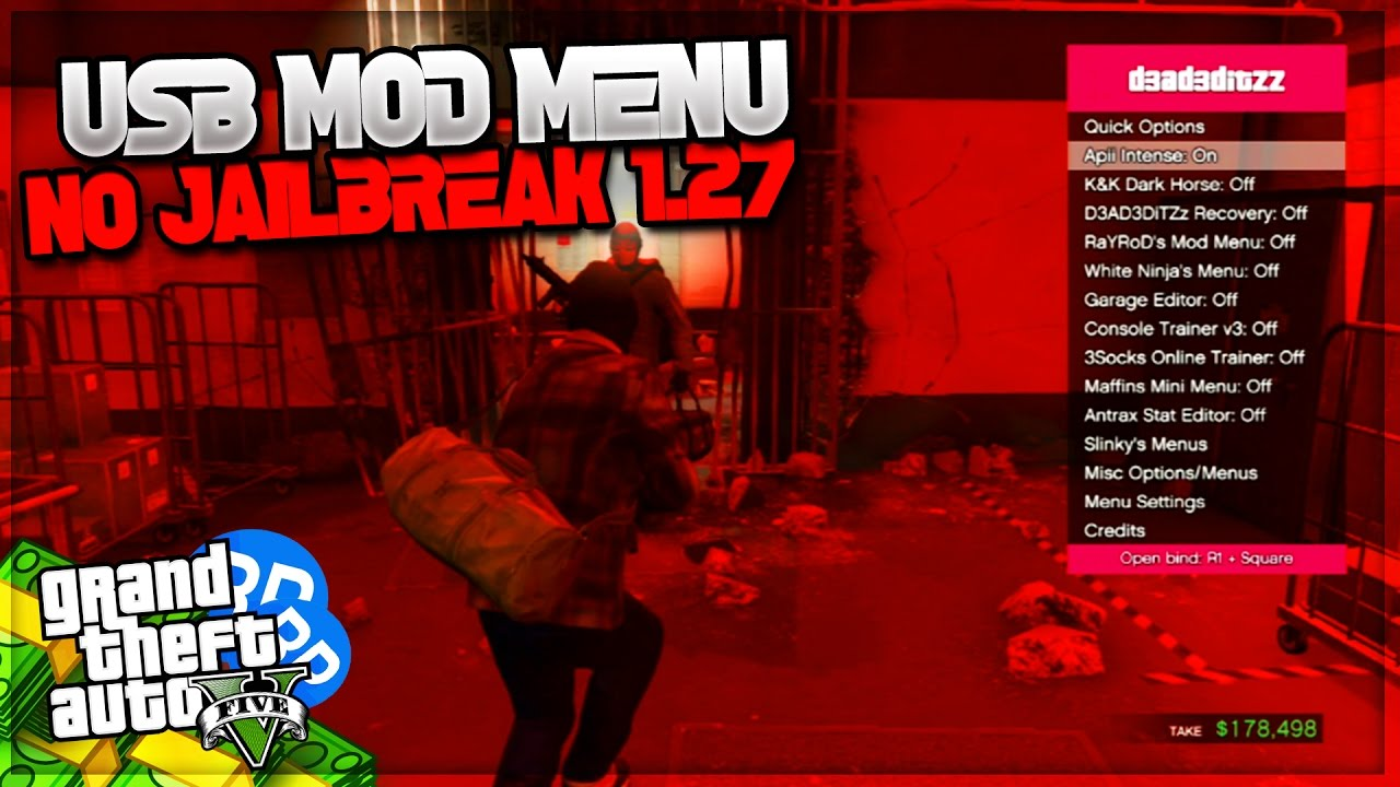 gta 5 mod download for ps3
