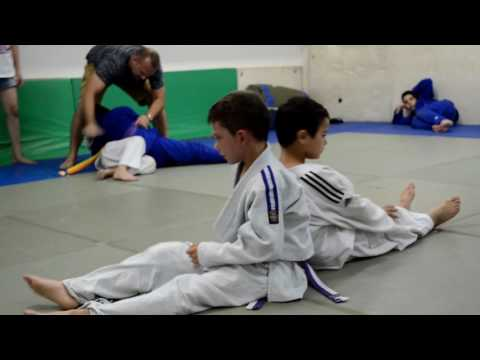 Aaron Katz day 5 of Judo in Israel July 2017