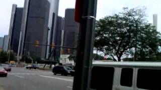 Detroit Tour - One Woodward Avenue