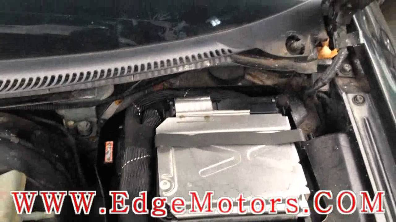 Audi A4 Secondary Air Injection System Diagnosis And