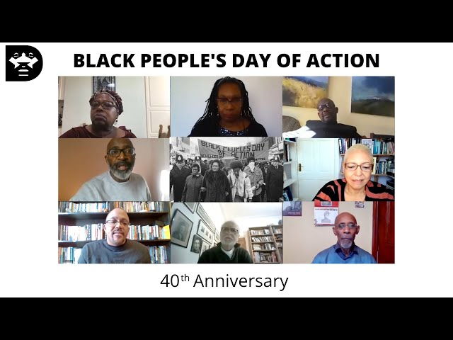 Black People's Day of Action (PART 1): The Race Today Collective Reunite 40 years on
