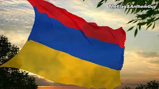 Flag and anthem of Armenia