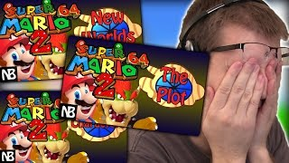 REACTING TO CONCEPTS FOR SUPER MARIO 64 2