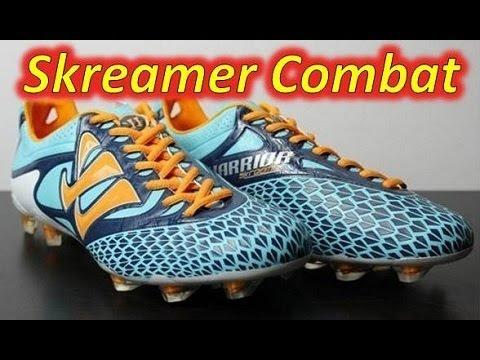 4939d7ca6e4a Warrior Skreamer Combat - Unboxing + On Feet - YouTube