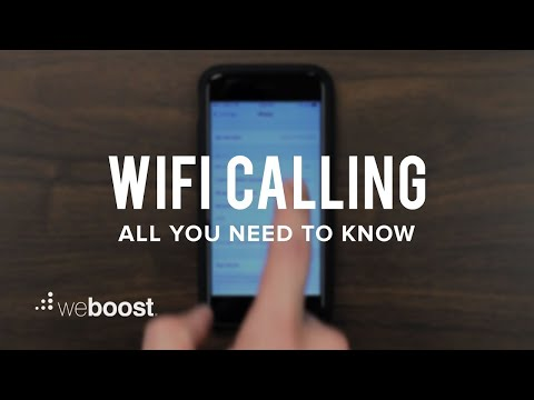 WiFi Calling - All you need to know | weBoost