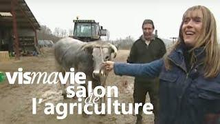 Parcours de l'éleveur pour le Salon de l'Agriculture - Vis ma vie